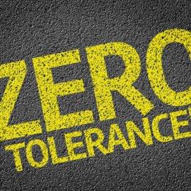 Zero tolerance vuilnis beleid